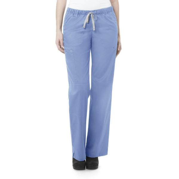 Wink Scrubs Women's Straight Leg Cargo Pant Extended Sizes
