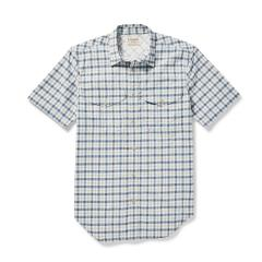 Filson Men's Twin Lakes Short Sleeve Sport Plaid Shirt