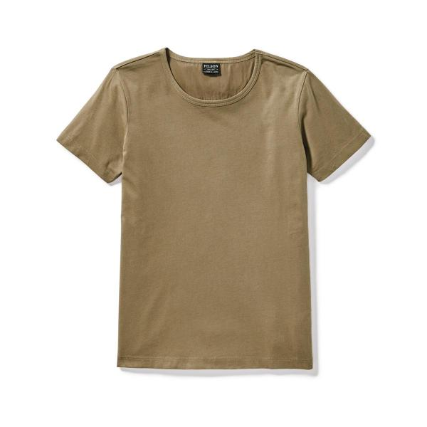 Filson Women's Whidbey Scoop Neck T-Shirt