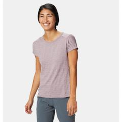 Women's Mighty Stripe Short Sleeve Tee