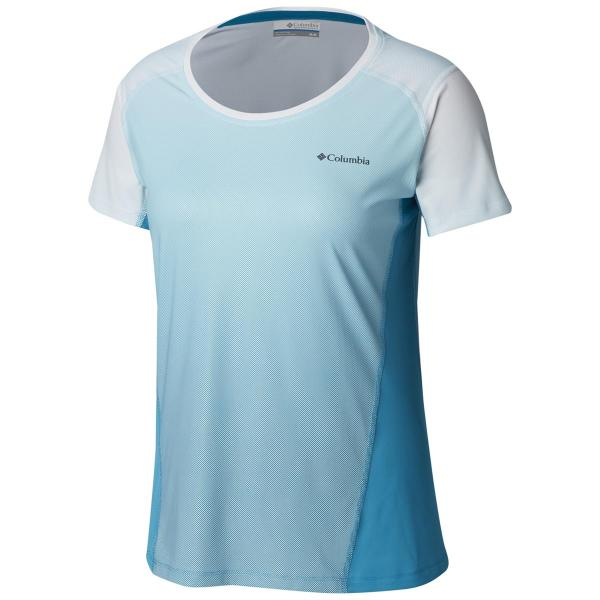 Columbia Women's Solar Chill 2.0 Short Sleeve