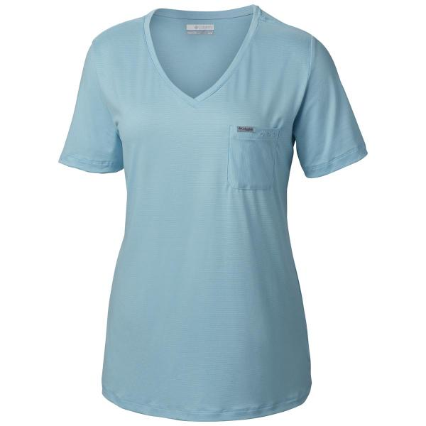 Columbia Women's Reel Relaxed Pocket Tee Extended Sizes