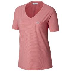 Columbia Women's Reel Relaxed Pocket Tee