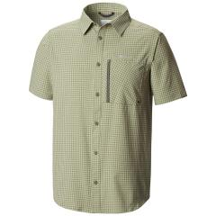 Columbia Men's Tech Trail Short Sleeve Shirt
