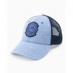 Southern Tide Men's Patriot Patch Trucker