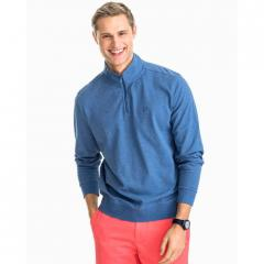 Men's Skipjack Pique Quarter Zip