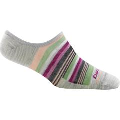 Darn Tough Vermont Women's Topless Muliti Stripe No Show Hidden Light