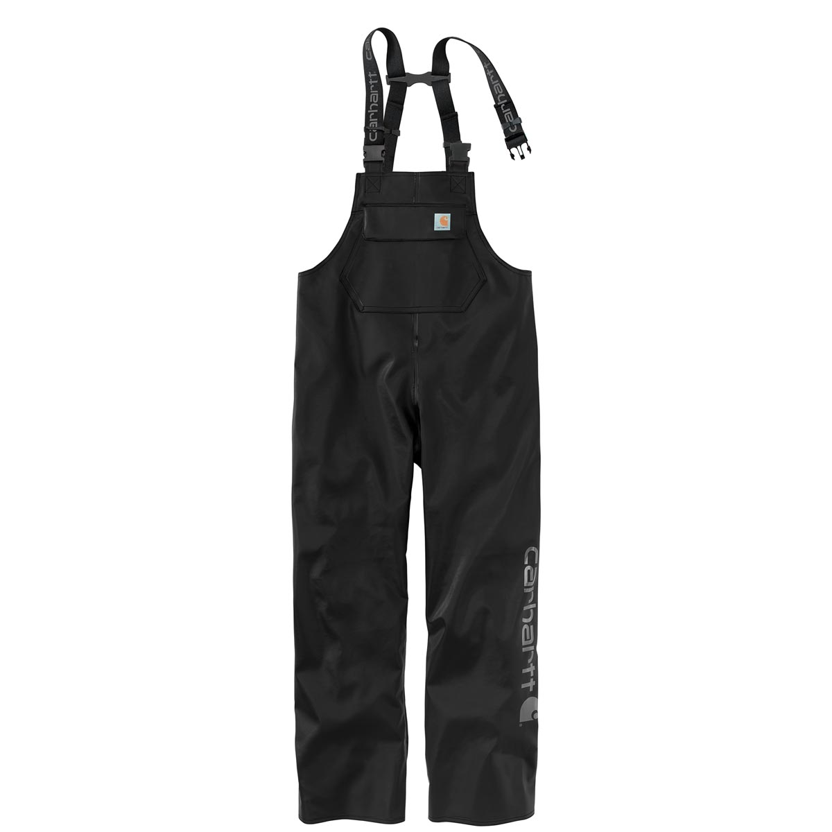 Carhartt Men's Mid-Weight Waterproof Rain Storm Bib Overalls