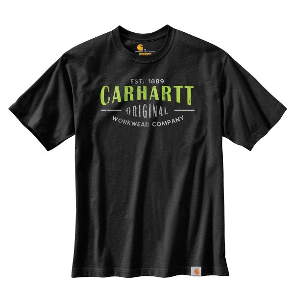 Carhartt Men's Workwear Carhartt Original Graphic Short Sleeve T-Shirt