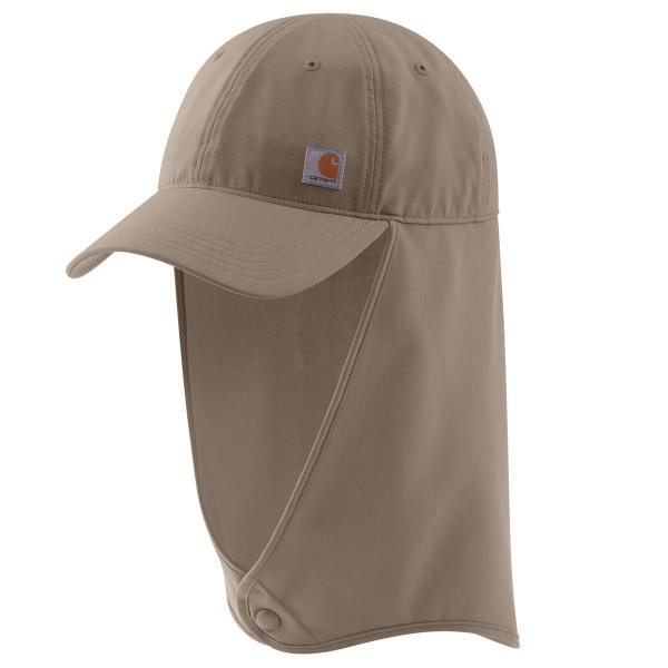 Carhartt Men's Force Extremes Angler Neck Shade Cap