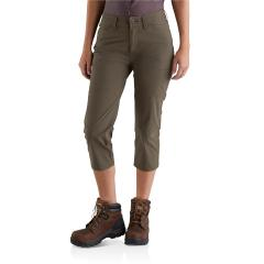 Women's Straight Fit Force Madden Cargo Capri