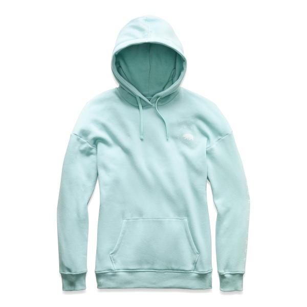 The North Face Women's Bearscape Tri-Blend Pullover Hoodie