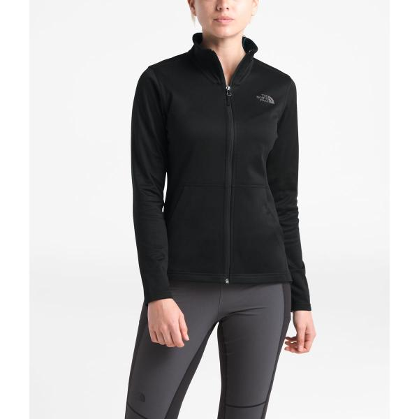 The North Face Women's Tech Mezzaluna Full Zip