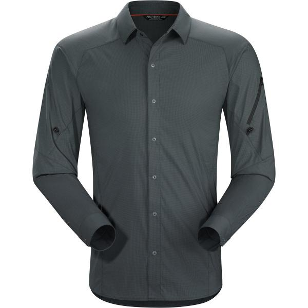 Arcteryx Men's Elaho Long Sleeve Shirt - Past Season