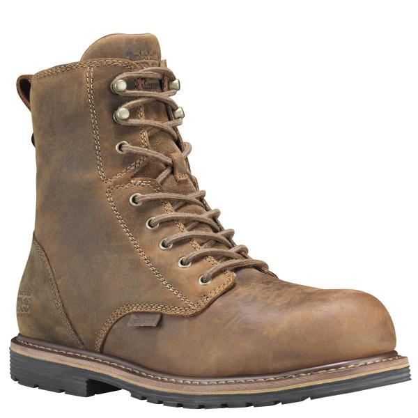 c82791348b Timberland Men's Millworks 8 Inch Waterproof | Free Shipping