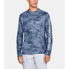 Men's UA Shore Break Camo Crew