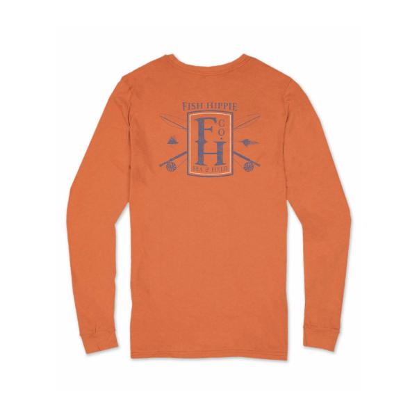Fish Hippie Men's FH Company Long Sleeve Tee