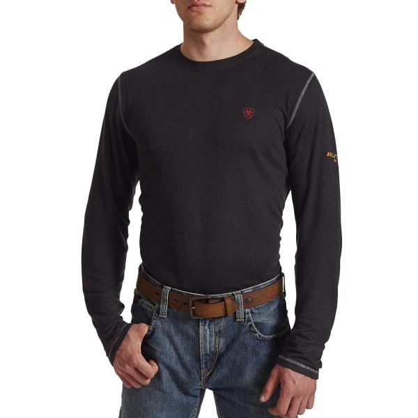Ariat Men's FR Polartec Long Sleeve Baselayer