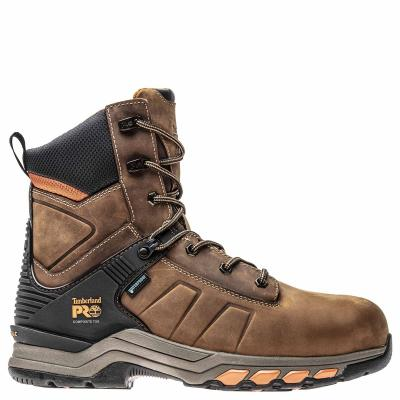 Hypercharge 8 Inch Comp Toe Work Boot