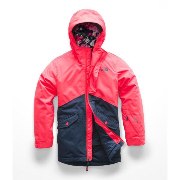 The North Face Girls' Freedom Insulated Jacket Past Season