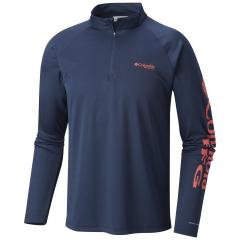 Columbia Men's Terminal Tackle Quarter Zip - Tall Sizes - Past Season