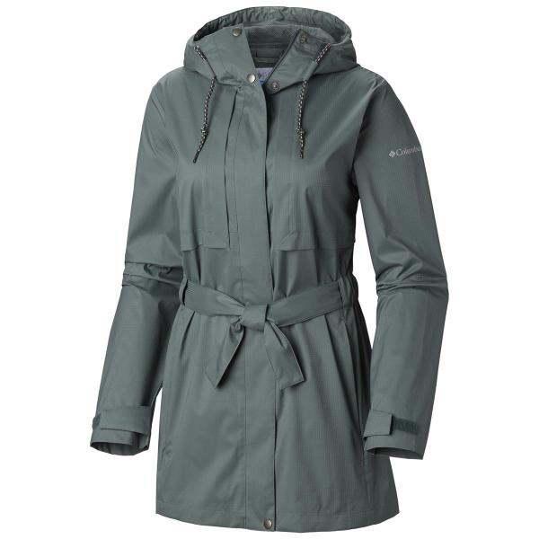 Columbia Women's Pardon My Trench Rain Jacket - Extended Sizes - Past Season