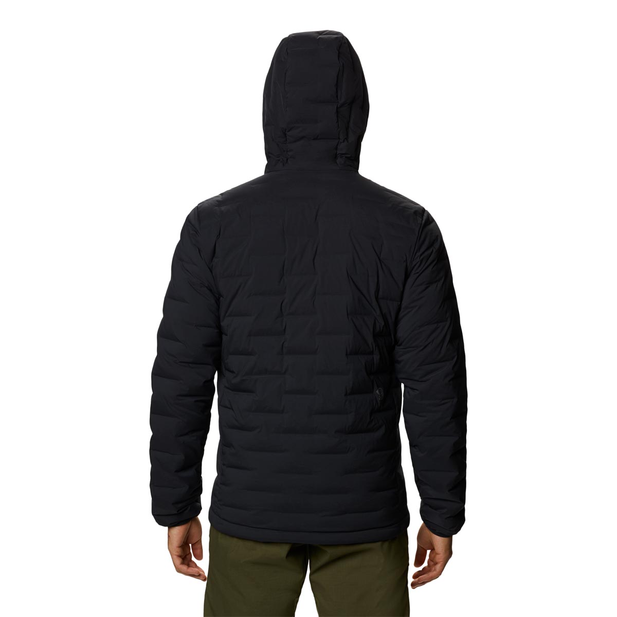 Mountain Hardwear Men's Super/DS Stretchdown Hooded Jacket