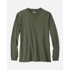 Men's Long Sleeve Deschutes Henley