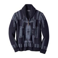 Men's Harding Zip Cardigan