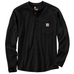 Carhartt Men's Relaxed Fit Heavyweight LS Henley Pocket Thermal T-Shirt TK429