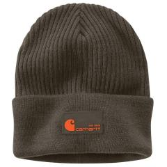 Men's Rib Knit Hat AH512