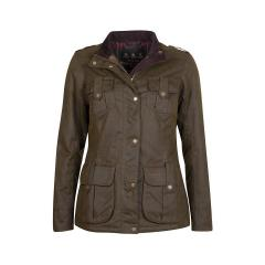 Women's Winter Defence Wax Jacket