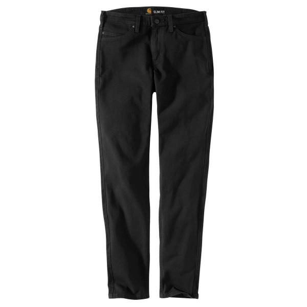 Carhartt Women's Rugged Flex Slim Fit Five-Pocket Pant BN214