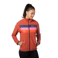 Women's Teca Fleece Jacket