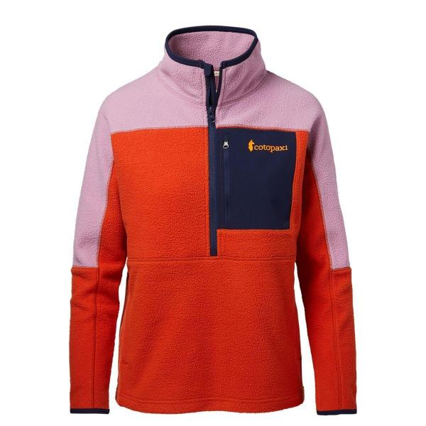 Cotopaxi Women's Dorado Half Zip Fleece Jacket