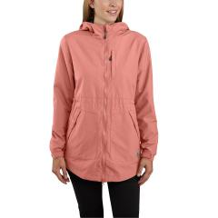 Women's Rain Defender Nylon Coat OC221 - Discontinued Pricing