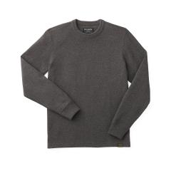 Men's Waffle Knit Thermal Crew