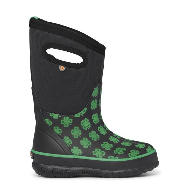 Bogs Little Kids' Classic 4-H Sizes 7-13