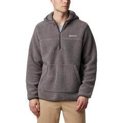 Columbia Men's Rugged Ridge II Sherpa Pullover Hoodie
