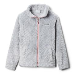 Youth Girls' Fire Side Sherpa Full Zip