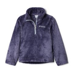 Youth Girls' Fire Side Sherpa Half Zip