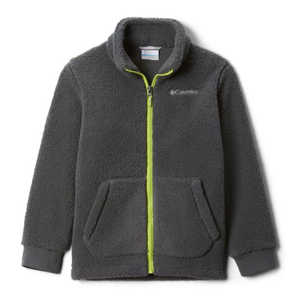 Columbia Youth Boys' Rugged Ridge II Sherpa Full Zip
