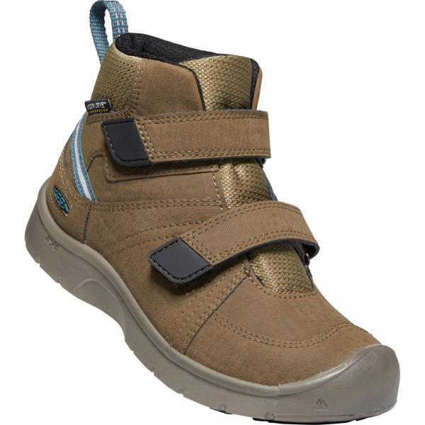 KEEN Big Kids' Hikeport 2 Mid Strap WP Sizes 1-7