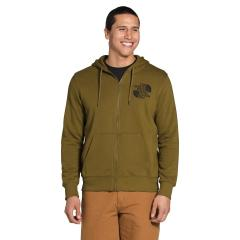 Men's Double Dome Full Zip Hoodie Past Season