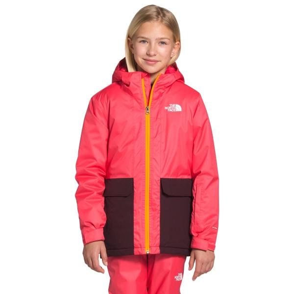 The North Face Girls' Freedom Insulated Jacket - Past Season