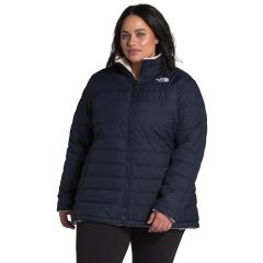 Women's Plus Mossbud Insulated Reversible Jacket