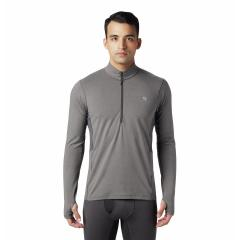 Men's Ghee Long Sleeve Half Zip - Past Season
