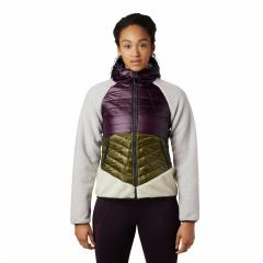 Women's Altius Hybrid Hoody - Past Season