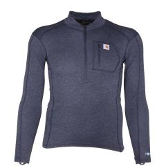 Men's Base Force Heavyweight Poly-Wool Quarter-Zip
