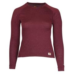Women's Base Force Heavyweight Poly-Wool Crew